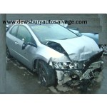 HONDA CIVIC 2200 CC SILVER BREAKING SPARES NOT SALVAGE 5 DOOR HATCHBACK 2006