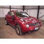 NISSAN JUKE TEKNA 1600 CC 5 DOOR HATCHBACK 2012 BREAKING SPARES NOT SALVAGE