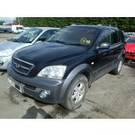 KIA SORENTO 2500 CC CRDI 5 SPEED AUTOMATIC DIESEL BREAKING SPARES NOT SALVAGE 2007