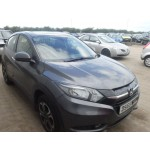 HONDA HRV HR-V 1600 CC i-DTEC GREY 6 SPEED MANUAL DIESEL BREAKING SPARES NOT SALVAGE 2016