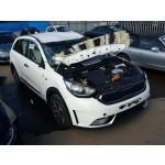 KIA NIRO WHITE 1600 CC AUTOMATIC HYBRID ELECTRIC ESTATE BREAKING SPARES NOT SALVAGE 2016