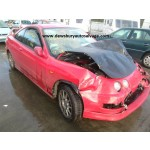 HONDA INTEGRA TYPE R DC2 1800 CC RED BREAKING SPARES NOT SALVAGE 2 DOOR 2000