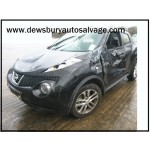 NISSAN JUKE TEKNA 1600 CC 5 DOOR HATCHBACK 2011 BREAKING SPARES NOT SALVAGE