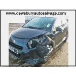 SUZUKI ALTO SZ3 1000 CC 5 SPEED MANUAL 5 DOOR HATCHBACK 2011 BREAKING SPARES NOT SALVAGE