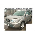 NISSAN X TRAIL X-TRAIL 2200 5 DOOR ESTATE 2003 BREAKING SPARES NOT SALVAGE