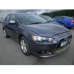 MITSUBISHI LANCER GS2 DID 2000 CC GREY 6 SPEED MANUAL DIESEL 5 DOOR HATCHBACK 2011