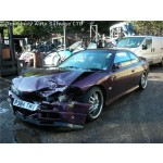 NISSAN 200SX  2000 1996 BURGUNDY Manual Petrol 2Door