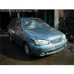 KIA CARENS CRDI SE  2000 2003 GREEN Automatic Diesel 5Door