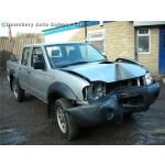 NISSAN NAVARA SPORT DI 2500 2005 SILVER Manual Turbo Diesel -