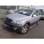 KIA SORENTO 2500 CC 5 SPEED AUTOMATIC DIESEL 5 DOOR HATCHBACK BREAKING SPARES NOT SALVAGE 2006