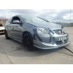 HONDA CIVIC TYPE-R PETROL GREY MANUAL BREAKING SPARES NOT SALVAGE 2005