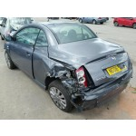 NISSAN MICRA SPORT 1600 CC MANUAL PETROL CONVERTIBLE 2006 BREAKING SPARES NOT SALVAGE