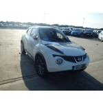 NISSAN JUKE TEKNA 1600 CC WHITE DIESEL 5 DOOR HATCHBACK BREAKING SPARES NOT SALVAGE 2012