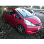 HONDA JAZZ ES-I 1300 CC RED BREAKING SPARES NOT SALVAGE 5 DOOR HATCHBACK 2010