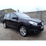 NISSAN QASHQAI ACENTA 1500 CC 1.5 DCI 6 SPEED MANUAL 5 DOOR 2010 BREAKING SPARES NOT SALVAGE