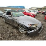 HONDA S2000 S 2000 CC 6 SPEED MANUAL GREY BREAKING SPARES NOT SALVAGE 2005