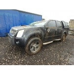 ISUZU RODEO DENVER MAX 3000 CC TF DIESEL BLACK PICK-UP 4 SPEED AUTOMATIC BREAKING SPARES 2009
