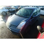 NISSAN NOTE ACENTA 1400 CC PETROL MANUAL 5 DOOR HATCHBACK 2008 BREAKING SPARES NOT SALVAGE