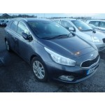 KIA CEED 3 1600 CC 6 SPEED MANUAL DIESEL ESTATE BREAKING SPARES NOT SALVAGE 2015