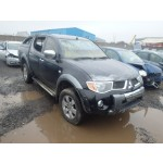 MITSUBISHI L200 DID ANIMAL PICKUP 2500 CC BLACK DIESEL MANUAL 4 DOOR 2006