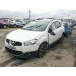 NISSAN QASHQAI +2 1600 CC MANUAL DIESEL 5 DOOR HATCHBACK BREAKING SPARES NOT SALVAGE 2013