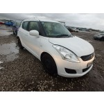 SUZUKI SWIFT 1200 CC 5 SPEED MANUAL 5 DOOR HATCHBACK 2013 BREAKING SPARES NOT SALVAGE