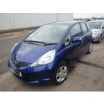 HONDA JAZZ ES i-VTEC 1300 CC BLUE BREAKING SPARES NOT SALVAGE 5 DOOR HATCHBACK 2010
