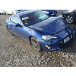 TOYOTA GT86 GT-86 GT 86 D-4S MANUAL BLUE COUPE PETROL BREAKING SPARES PARTS 2015