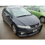 HONDA CIVIC TYPE R 2000 CC PETROL 3 DOOR 6 SPEED MANUAL BREAKING SPARES NOT SALVAGE 2008