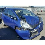 HONDA JAZZ 1300 CC BLUE BREAKING SPARES NOT SALVAGE 5 DOOR HATCHBACK 2013