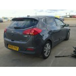 KIA CEED 3 ECO 1600 CC 6 SPEED MANUAL DIESEL 5 DOOR HATCHBACK BREAKING SPARES NOT SALVAGE 2015