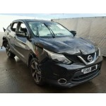 NISSAN QASHQAI DIG-T 1600 CC MANUAL PETROL 5 DOOR BREAKING SPARES NOT SALVAGE 2016