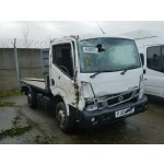 NISSAN NT400 CABS CABSTAR 2500 CC MANUAL DIESEL PICKUP BREAKING SPARES NOT SALVAGE 2016