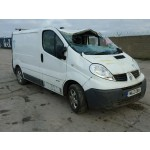 RENAULT TRAFIC SL27 DCI WHITE BREAKING SPARES NOT SALVAGE PANEL VAN 2012
