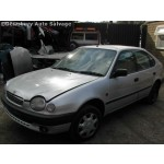 TOYOTA COROLLA D4D 2000 2002 SILVER Manual Turbo Diesel 5Door