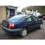 TOYOTA AVENSIS  1800 2002 GREEN Manual Petrol 5Door