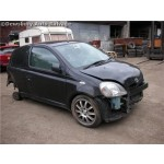 TOYOTA YARIS 1300 2002 BLACK Manual Petrol -