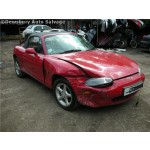 MAZDA MX-5  1800 2003 SILVER Manual Petrol 2Door
