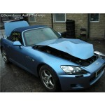 HONDA S2000  2000 CC 2003 BLUE Manual Petrol 2Door