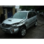 TOYOTA RAV-4  2000 2003 SILVER MANUAL DIESEL 5DOOR