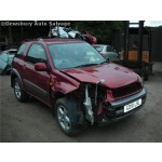 TOYOTA RAV 4  2000 2001 BLACK Manual Petrol -