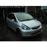 HONDA JAZZ  1300 2004 BLACK Manual Petrol 5Door