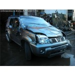 NISSAN X-TRAIL DCI  2200 2006 BLACK Manual Turbo Diesel 5Door