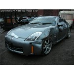 NISSAN 350Z  3500 2007 GREY Manual Petrol 2Door BREAKING SPARES DISMANTLING