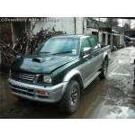 MITSUBISHI L200  2500 2003 BLACK Manual Turbo Diesel 4Door