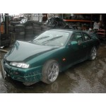 NISSAN 200SX  2000 1999 GREEN Manual Petrol -