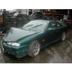 NISSAN 200SX  2000 1999 GREEN Manual Petrol -