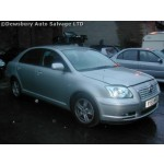TOYOTA AVENSIS VVTI 1800 2005 GREY Manual Petrol 5 Door