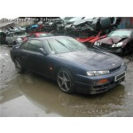 NISSAN 200SX TOURING 2000 1998 BLACK Auto Petrol 2Door