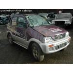 DAIHATSU TERIOS  1300 2004 SILVER Automatic Petrol 5Door